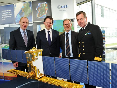European Space Agency big