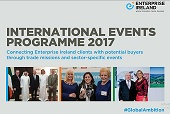 International Events Programme 2017