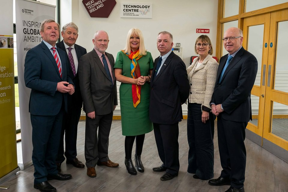 Meat Technology Ireland launched