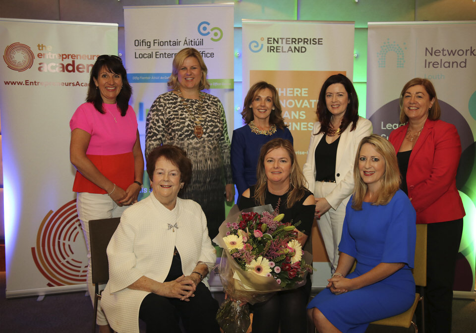 Winner North East Elevator Pitch Cavan