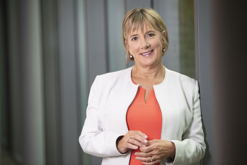 Julie Sinnamon CEO Enterprise Ireland