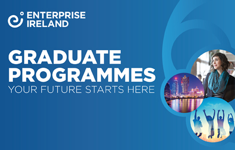 EI Graduate Programme 2018 2020 Your future starts here