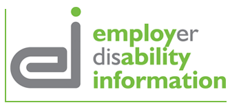 Employer Disability Information logo