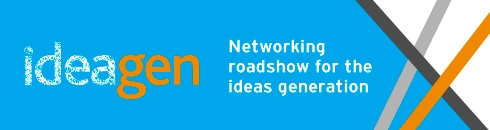 Ideagen - Networking roadshow for the ideas generation