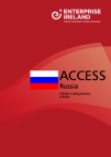 Access Russia - A guide to doing business in Russia