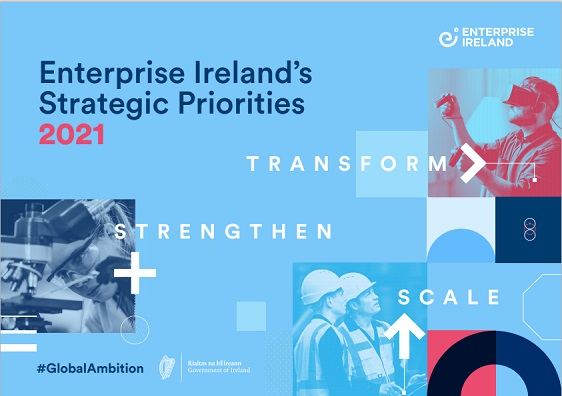 Enterprise Ireland Strategic Priorities 2021 thumbnail