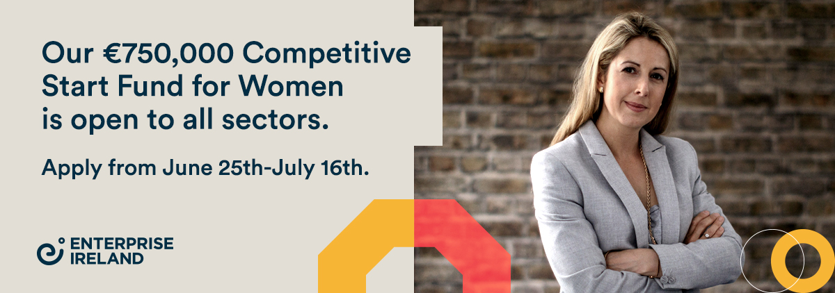 Competitive Start Fund Women Entrepreneurs