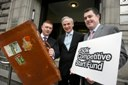 Minister Bruton unveils Ireland's latest crop of software start-ups