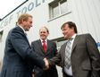 Taoiseach Announces 145 Jobs in Wind Turbine Manufacturing in Athenry Co. Galway