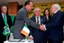 Minister Costello announces significant new education agreement in Brazil