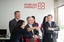 Taoiseach opens Morgan McKinley's Shanghai Offices on Enterprise Ireland Trade Mission to China
