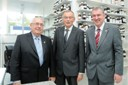 Minister Costello Opens Carbery Group's new manufacturing and technology centre in Brazil