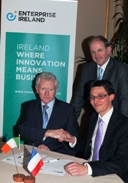 Irish Cleantech and Construction companies sign contracts in France worth €1.5m