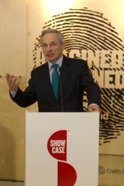The Minister for Jobs, Enterprise and Innovation Richard BrutonT.D.