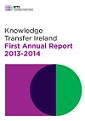 Launch of Knowledge Transfer Ireland's first annual report