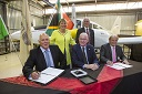 College Ireland Aviation Services (CIAS) sign significant agreement with MATA (Mega Aviation Training Academy) in Johannesburg