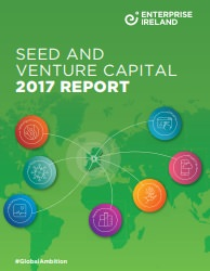 Seed and Venture Capital Report launch 2017