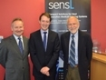 Minister Sherlock announces Cork company SensL seals €1m contract with European Space Agency