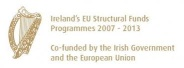 Ireland's EU Structural Funds Programmes 2007-2013 | co-funded by the Irish Government and the European Union | logo