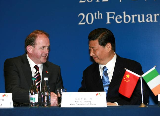 Issue 4 - Trade forum highlights opportunities for Ireland and China