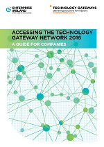 Accessing the Technology Gateway Network - A Guide for Companies