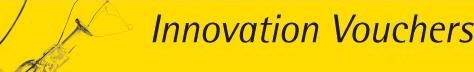 Innovation Vouchers banner