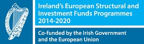 Ireland's European Structural and Investment Funds Programmes 2014-2020 - Co-funded by the Irish Government and the European Union